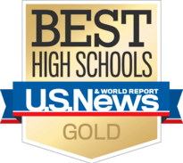 2015, 2016 and 2017 US News and World Report Best High Schools